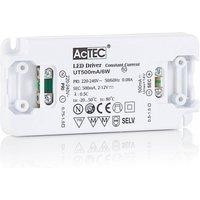 AcTEC Slim LED driver CC 500 mA  6W
