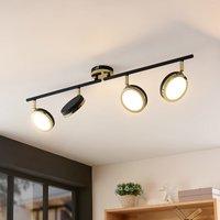 Lindby Alsani LED downlight  4 bulb