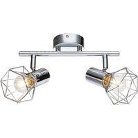 Ultramodern 2 bulb ceiling light Daiva