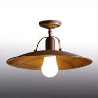 Rustic looking ceiling lamp Osteria  39 cm