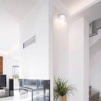 Tube 7121 016 LED ceiling spotlight in white