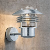 Timeless outdoor wall lamp Vejers  without sensor