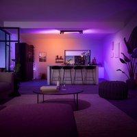 Philips Hue Centris ceiling spotlight 4-bulb black