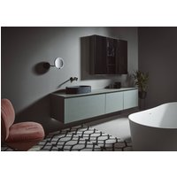 Decor Walther Just Look WD LED wall mirror  black