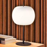 Kundalini Kushi XL table lamp black white