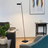 Bling LED floor lamp  dimmable