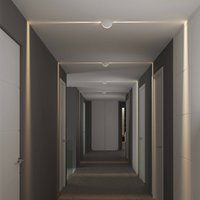 Spectra Recessed LED downlight  IP54