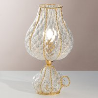 Fascinating Odalisca table lamp
