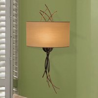 LIVING OVAL   decorative wall light