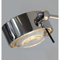 Wall light PUK SIDES  one bulb 10 cm chrome