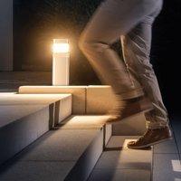 Theben theLeda D BL AL pillar light  40 cm