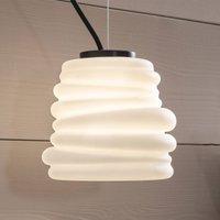 Karman Bibendum LED hanging light    15 cm  white