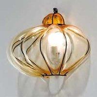 Wall light SULTANO made of murano glass  33 cm