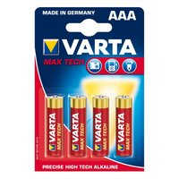 Max Tech Micro 4703 AAA in four pack
