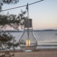 LED-Solarleuchte Fille, Dekoleuchte