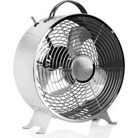 White VE5967 table fan