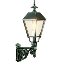 Elegant outdoor wall light M43  green