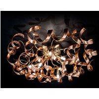 Graceful ceiling light Copper  copper
