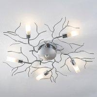 Verästelte LED-Deckenlampe Felicity