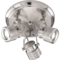 Industrial style Kim spotlight  3 bulb