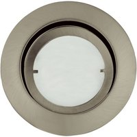 Recessed light Joanie with LED  brushed iron
