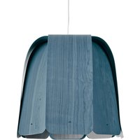 LZF Domo hanging light blue