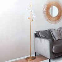 KARE Bello Sette floor lamp  glass balls
