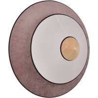 Forestier Cymbal S LED wall light  powder pink