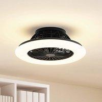 Starluna Fjardo LED ceiling fan with lighting