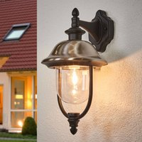 Parma outdoor wall light  hanging
