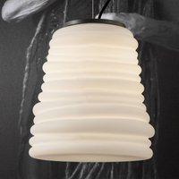 Karman Bibendum LED hanging light    30 cm  white