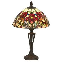 ELINE classic Tiffany style table lamp  40 cm