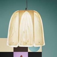 LZF Domo hanging light ivory