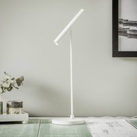 LOUM Meyjo LED table lamp sensor dim white
