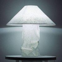 Ingo Maurer Lampampe table lamp  Japanese paper