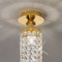 KOLARZ Charleston ceiling lamp crystal    10 cm
