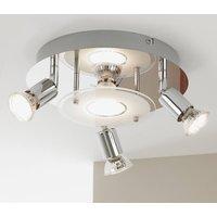 Start four bulb LED ceiling light