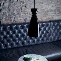 Nyta Pretty long hanging lamp 3m  glossy black