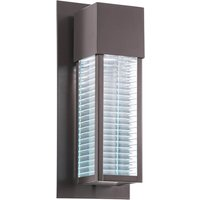 State of the art Sorel LED wall light for outdoors