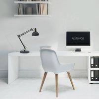 Aluminor Calypsa desk lamp  black