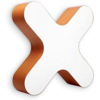 LZF X-Club LED wall light 0-10 V dim orange