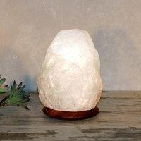 Rock White Line salt crystal light  2 3 kg