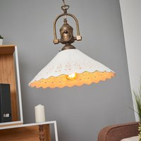 Hanging light Pizzo with chain  one bulb