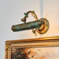 Image of Antik wirkende Bilderlampe Kalea