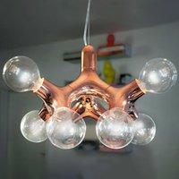 next DNA Chandelier   designer chandelier  copper