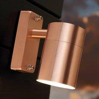 Modern copper outdoor wall lamp Tin