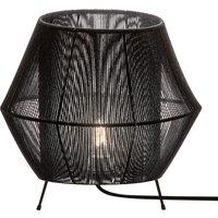 Zara table lamp in black