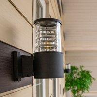 Bronx outdoor wall light 1 bulb