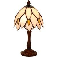 Lilli   tasteful Tiffany style table lamp
