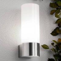 Cala decorative outdoor wall light without sensor